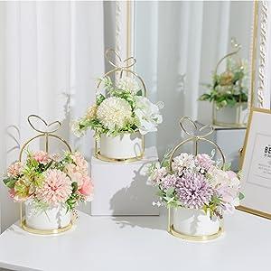 artificial flowers arrangements