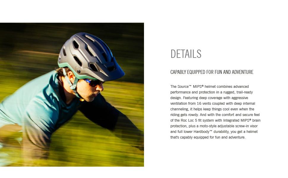 giro source mips details bike helmet mtb