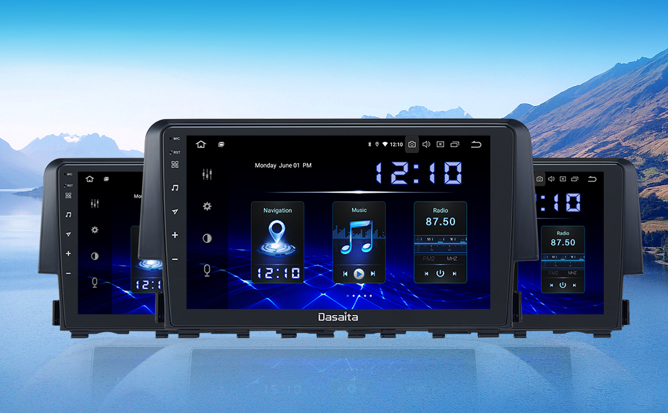IPS Touchscreen for android head unit