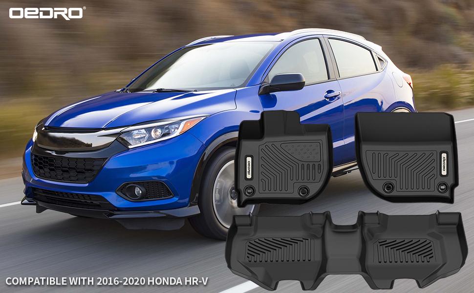 Honda HR-V floor mats