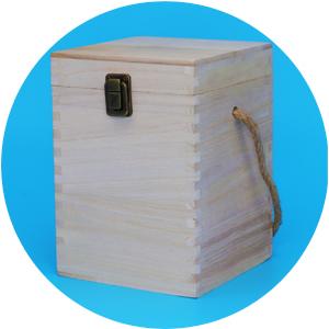 Wooden Box, Keepsake Box, Small Storage Box with lid, memory box, Wooden storage box