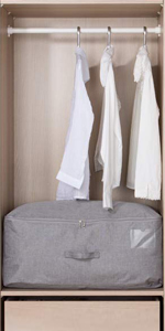 breathable storage bag