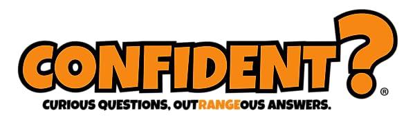 confident orange logo