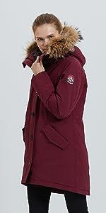 JACKET coat for WOMEN