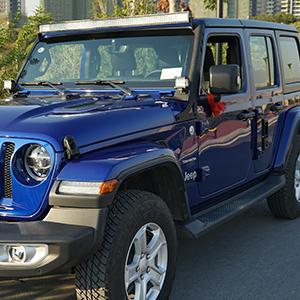 jeep light bracket
