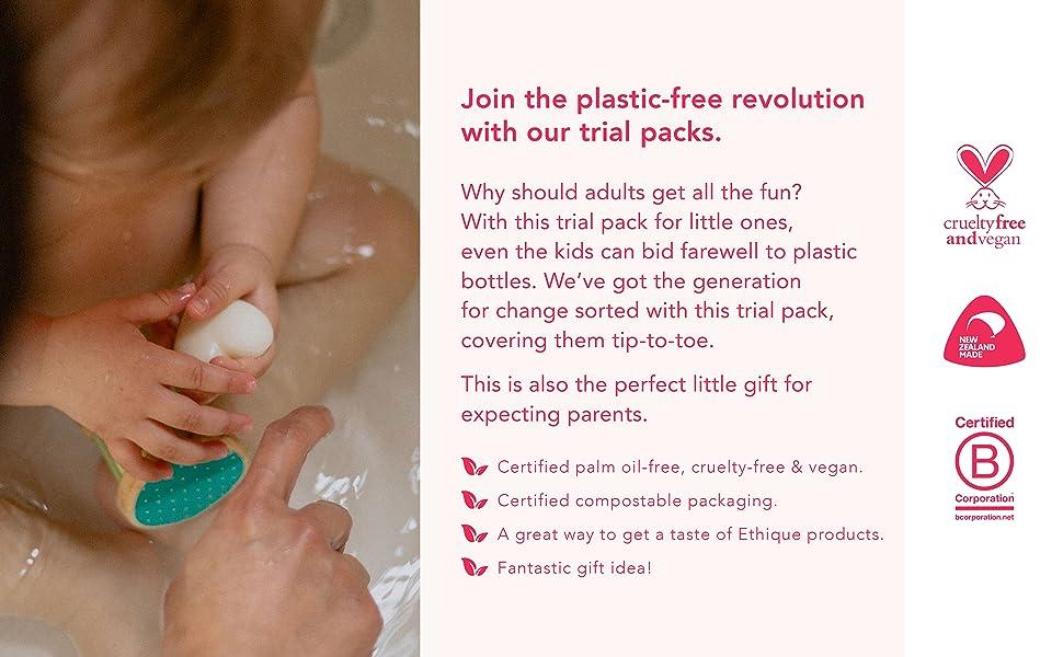 baby shampoo, shampoo bar, kids, natural, vegan, plastic free, compostable, lotion, cleanser