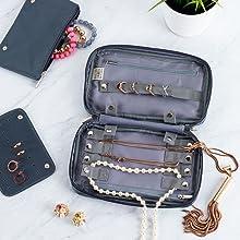 jewelry cases, jewelry rolls, jewelry box, jewelry boxes, jewelry holders, travel jewelry holders