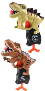 2 Pack Dinosaur Blaster for Kids