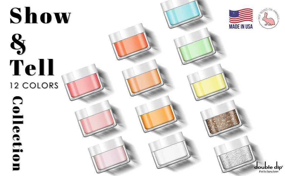 dipping powder colors set dip powder nails acrylic nails dipping powder nail starter kit