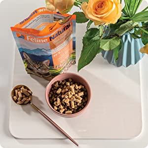 lamb and salmon freeze dried topper