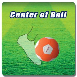Center of Ball