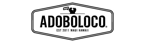 Adoboloco Hawaiian Hot Sauce, Adobo Loco makes Adobo Sauce, Hot Sauce, Pepper Sauce, Salsa, Barbecue