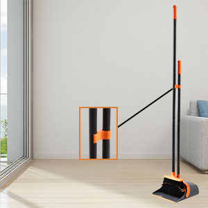 Cleaning Supplies upright dustpan set sweeping broom dustpan and broom set