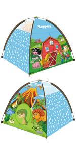 Kids Tent Indoor Playhouse