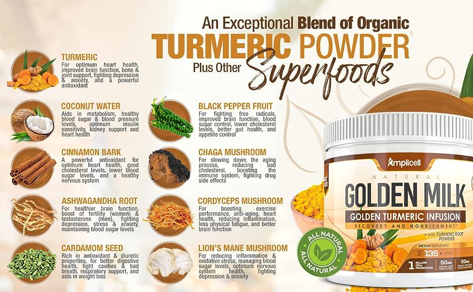 turmeric powder blend ashwagandha with turmeric golden turmeric powder gaia golden turmeric mix