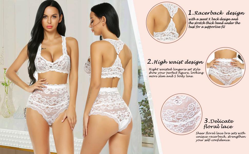 high waist lingerie