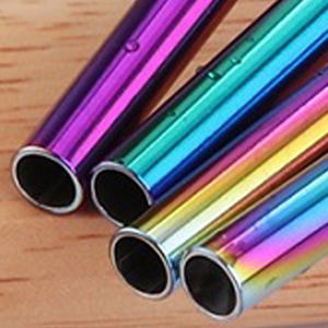 straw stainless steel