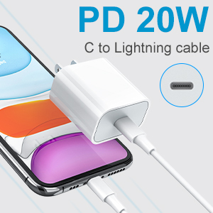 20W CHARGER