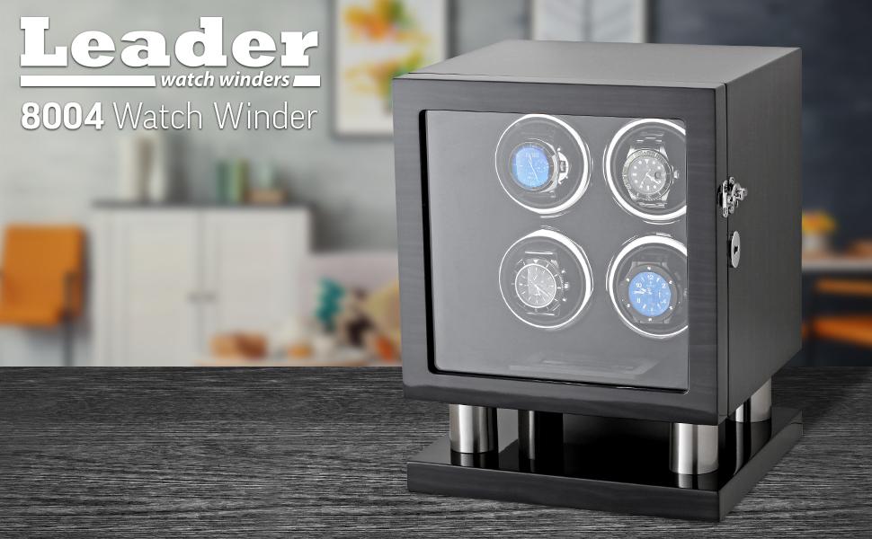 Leader 4 Watch Winder