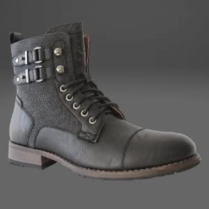 homer, black boots, black climbing boots, black hiking boots, black biker boots