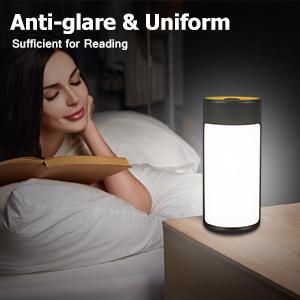 Anti-glare & Soft Light