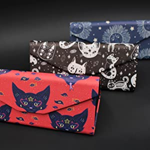 REAL SIC Adorable Animal Glasses Case