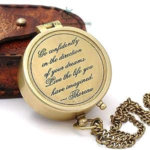 Compass w/case