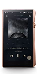 Astell&Kern A&ultima SP2000 High Resolution Portable Music Player