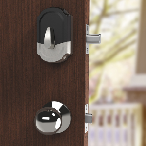 Single-Cylinder Digital Deadbolt