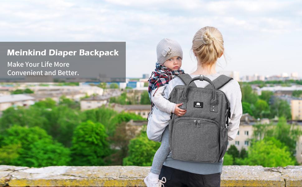diaper bag packback