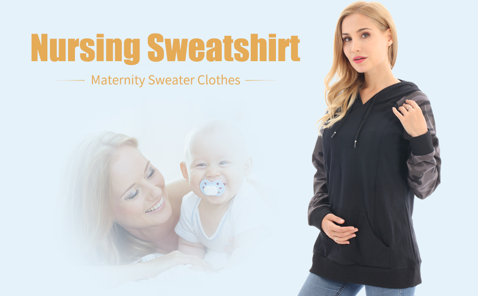 Nursing Sweatshirt