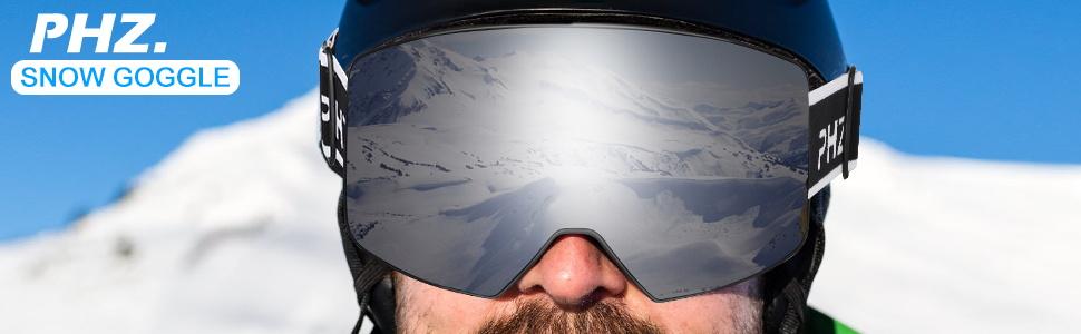 adult youth ski goggles