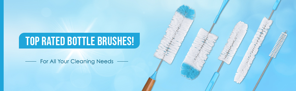 best bottle brushes