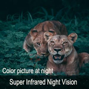 Super Infrared Night Vision
