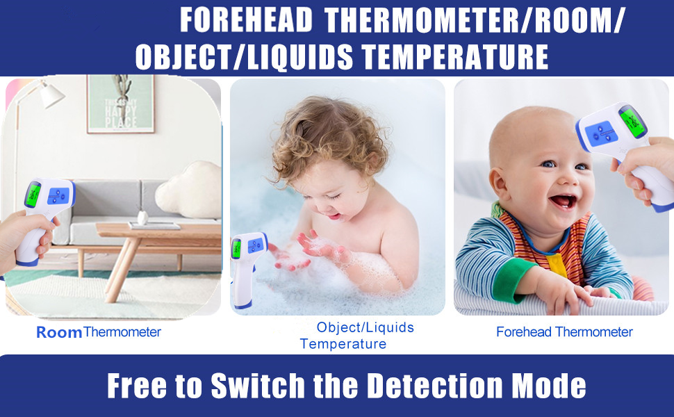 mutil modes thermometer