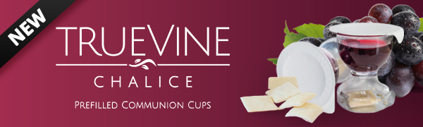 Truevine Prefilled Communion Chalice