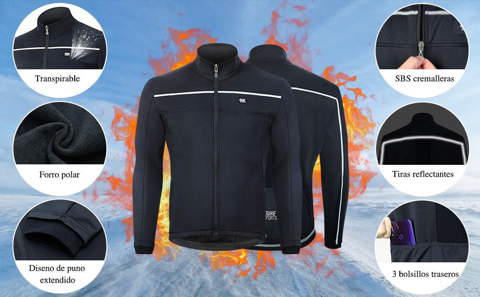 chaqueta de ciclismo para hombre chaqueta hombre chaqueta moto hombre chaqueta cortavientos