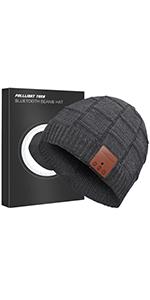 bluetooth hat for men