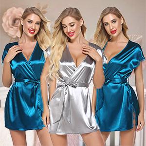 robe lingerie