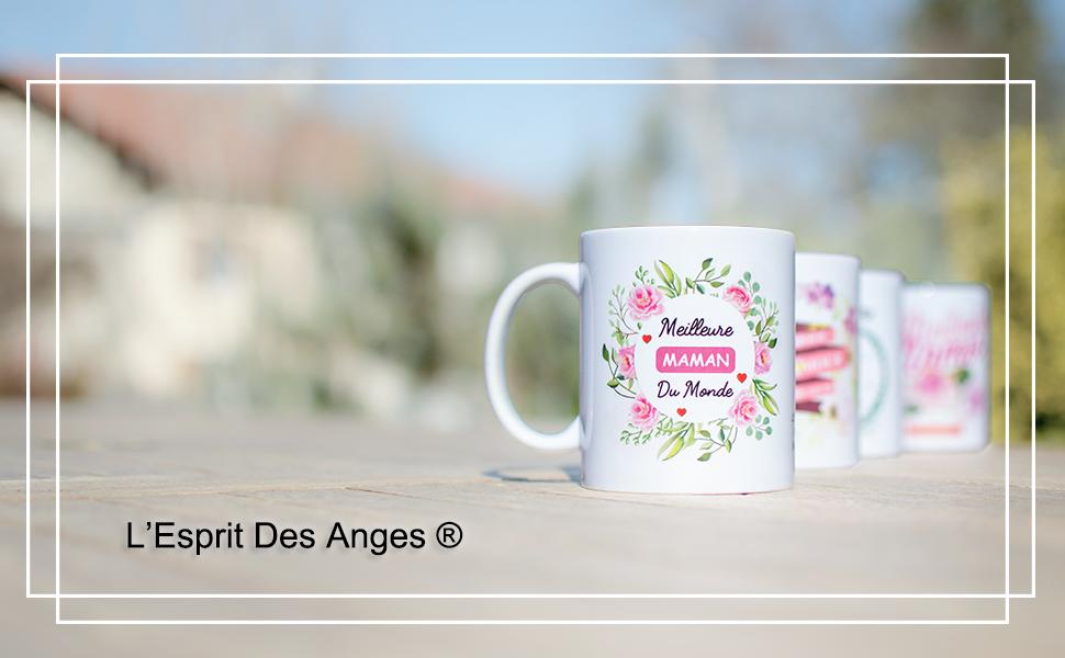 Frère tasse de café cadeau de soeur Defy Plus fort que tu crois
