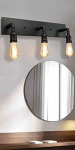Water Tube Wall Sconce