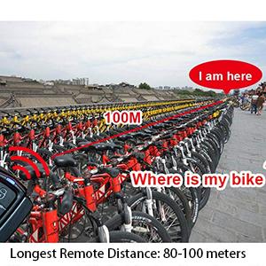 bicycle gps tracker