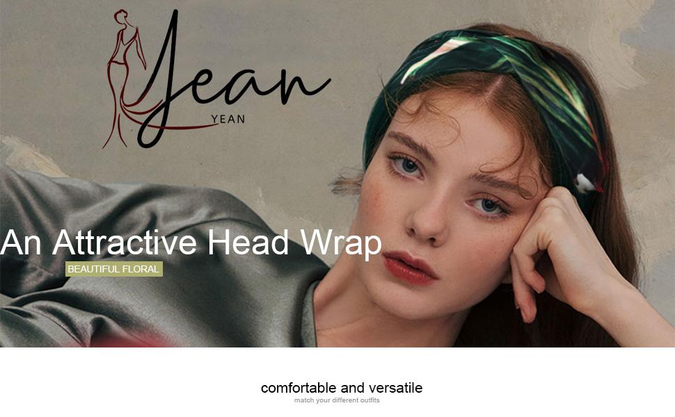 boho headwraps headband