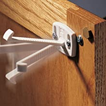 KidCo Swivel Cabinet Drawer Lock child Safety