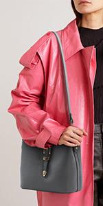 Hobo Bucket Bag for Women