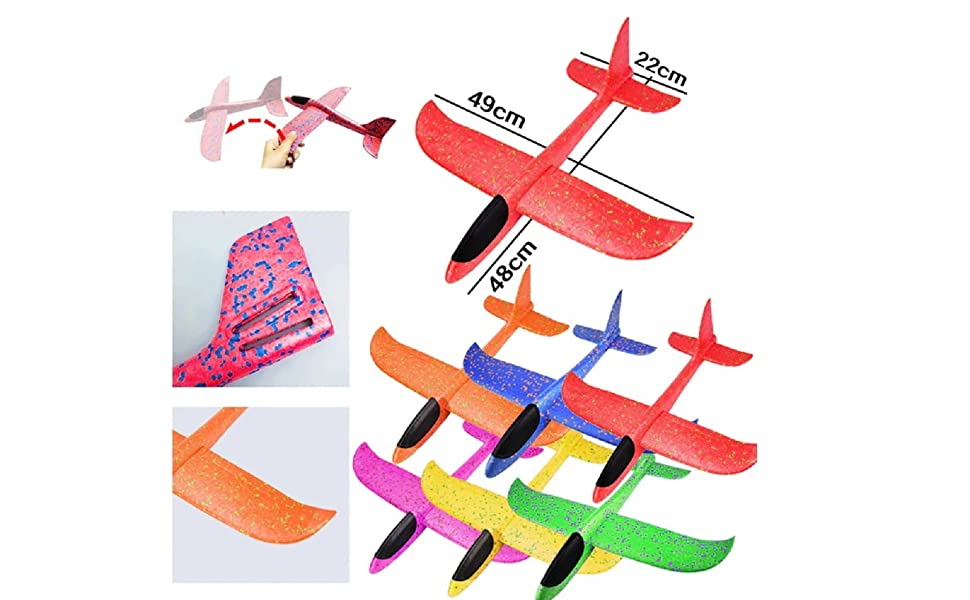 Fome Plane Aeroplane Toys Flying Plane in Toys Toys for Children Aeroplane Gliders Flying Aircraft