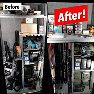 Before amp; After with ARs