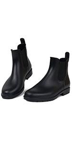 rain boots women men