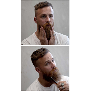 how to finish grooming a beard best product for beard care for dapper cool dude grooming kit