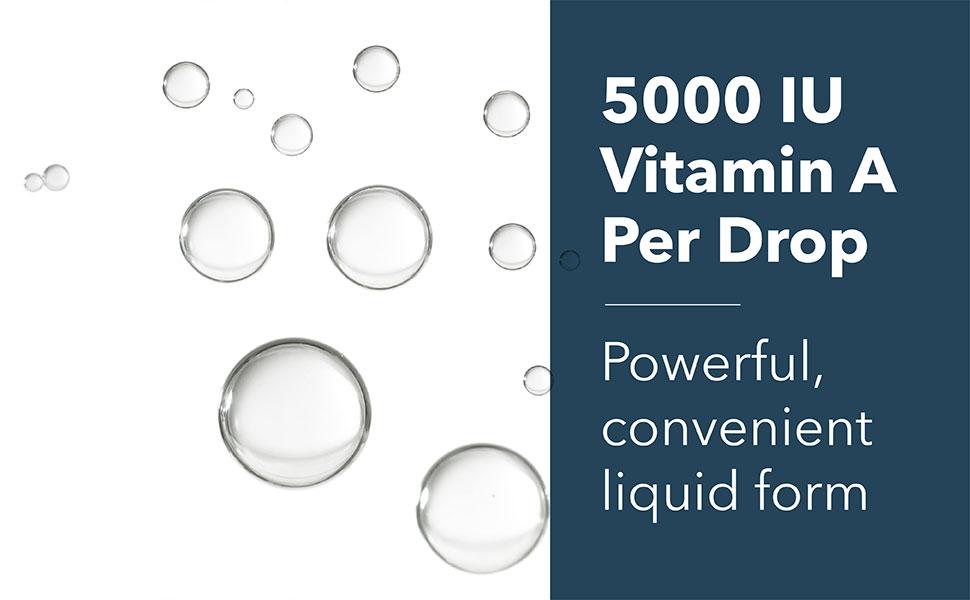 5000 IU per drop